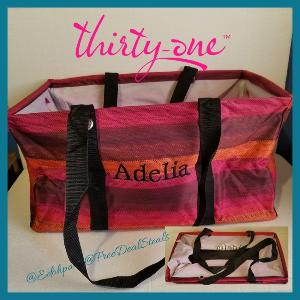 Deluxe Utility Tote Review & #Giveaway!