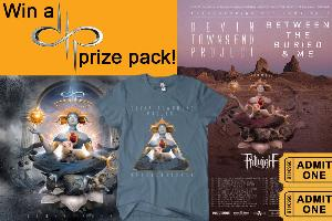 Devin Townsend Project Prize Pack ($100 CDN)