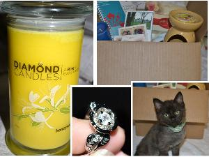 Diamond Candle Mystery Box
