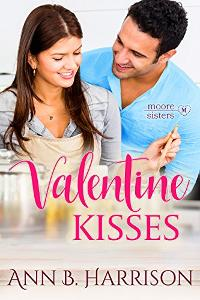 Digital copy of Valentine Kisses by Ann B. Harrison