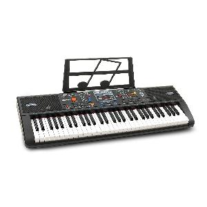 Digital Electric Piano Keyboard & Sheet Music Stand