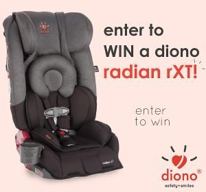 Diono Radian RXT Convertible+Booster Car Seat ($399.99)