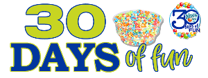 Dippin' Dots 30 Days of Fun Sweepstakes