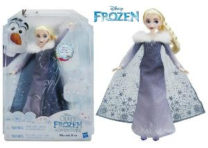 Disney Frozen Musical Elsa Doll Giveaway