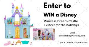 Disney Princess Dream Castle Giveaway