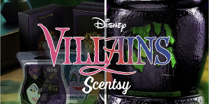 Disney Scentsy Collection