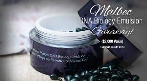DNA Biology Emulsion Giveaway ($2,000 value!)