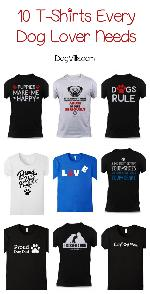 Dog Lovers T-Shirt Giveaway