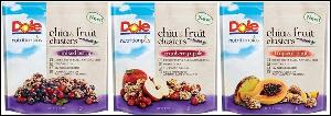 DOLE Nutrition Plus Chia & Fruit Clusters