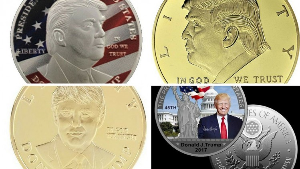 Donald Trump Coin Bundle ($65)
