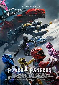 Double Passes to an Advance Screening of POWER RANGERS