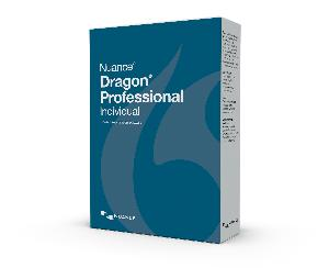 Dragon Professional Individual Speech Recognition Software