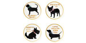 Draper James Dog Coaster Set ($35)