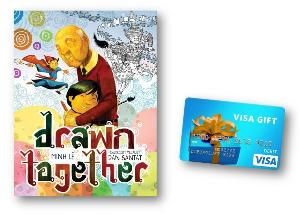 Drawn Together Book plus $50 Visa Gift Card!
