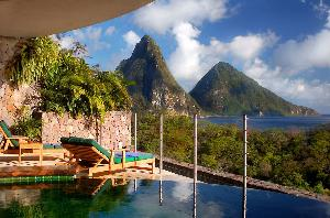 Dream Honeymoon at Anse Chastanet in Saint Lucia