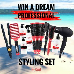 DREAM PROFESSIONAL STYLING SET GIVEAWAY