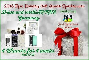 Dripo Coffee Maker & intelliARMOR Giveaway