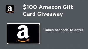 Dropprice $100 Amazon Gift Card #Giveaway