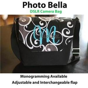 DSLR Camera Bag from Borsa Bella