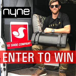 DVS Shoes & NYNE Audio Giveaway