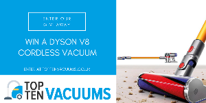 Dyson V8 Cordless Vacuum Giveaway