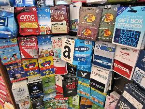 Each winner will choose the gift card they want from an online store  paid in US dollars. EX: Amazon, Target, Walmart, Macy's, Kohls, etc!!