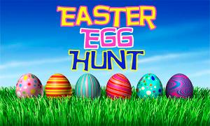 Easter egg hunt $1000