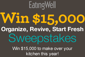 EatingWell | $15,000 Check Sweepstakes