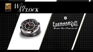 Eberhard & Co. Desk Cock (CHF 1,000)