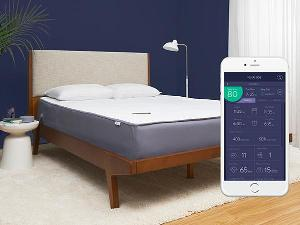 Eight Sleep Tracker Mattress Cover ($399)