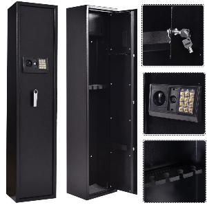Electronic Lock Gun Storage Cabinet Safe