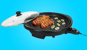 Elite Gourmet 14 Inches Electric Indoor Grill