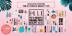 Elle Canada Ultimate Beauty Kit