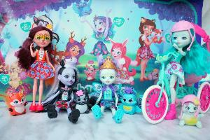 Enchantimals Doll Kit Giveaway