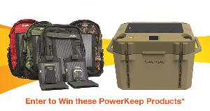 Energizer PowerKeep Backpack, Daypack or Portable Charging System