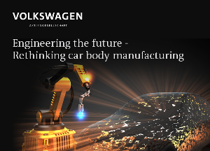 Engineering the future - Rethinking car body manufacturing