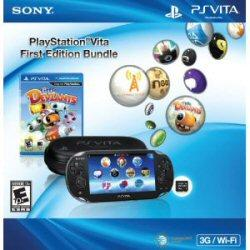 enter DAILY to win a Sony PlayStation Vita FIRST Edition Bundle
