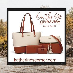 Enter For A Chance to Win a 4 Piece Purse Set!