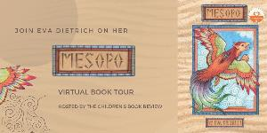 Enter for a chance to win a copy of Mesopo and a feather dip quill pen writing set!