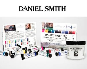 Enter for a chance to win a DANIEL SMITH Pablo Rubén Master Artist Set, which has the essentials to paint atmospheric landscapes, and watercolor ground (4oz)!
