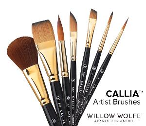 Enter for a chance to win a set of Callia brushes!