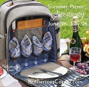 Enter for a chance to Win Insulated Picnic Backpack!