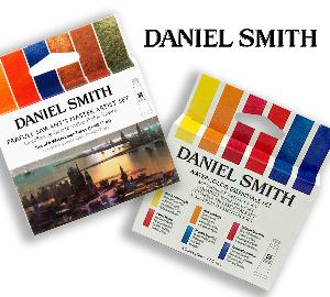 Enter for a chance to win two watercolor sets from DANIEL SMITH!