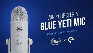 Enter now for your chance to win a Blue Yeti Microphone, courtesy of Blue Microphones!