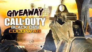Enter now for your chance to win Cold war on release day!!