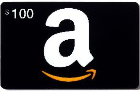 Enter to Win a $100 Amazon.com Gift Card