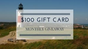 Enter to win a $100 gift card from NantucketBrand