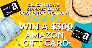 Enter To Win A $300 Amazon Gift Card!
