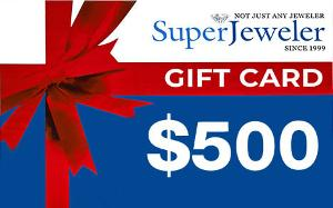 ENTER TO WIN A $500 GIFT CARD AT SUPERJEWELER!