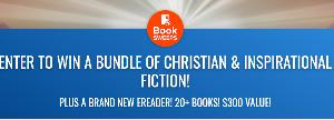 ENTER TO WIN A BUNDLE OF CHRISTIAN & INSPIRATIONAL FICTION! PLUS A BRAND NEW EREADER! 20+ BOOKS! $300 VALUE!